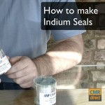 How to make an Indium seal