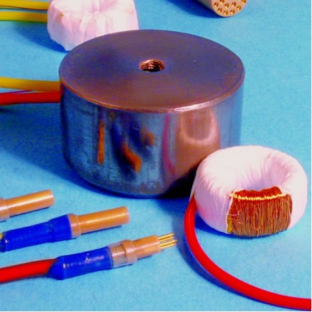 Electrical Measurements - Cryogenic Transformers