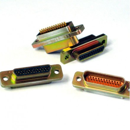 Cryogenic Connectors - Rectangular Connectors