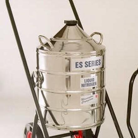 Liquid Nitrogen Storage Dewar - 25 litre volume