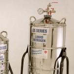 Liquid Nitrogen Storage Dewar - 50 litre volume