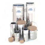 Liquid Nitrogen Open Dewar - 1 litre volume