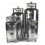 Self-Pressurising Nitrogen Storage Dewar - 30 litre volume