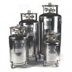 Self-Pressurising Nitrogen Storage Dewar - 200 litre volume