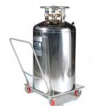 Self-Pressurising Nitrogen Storage Dewar - 240 litre volume