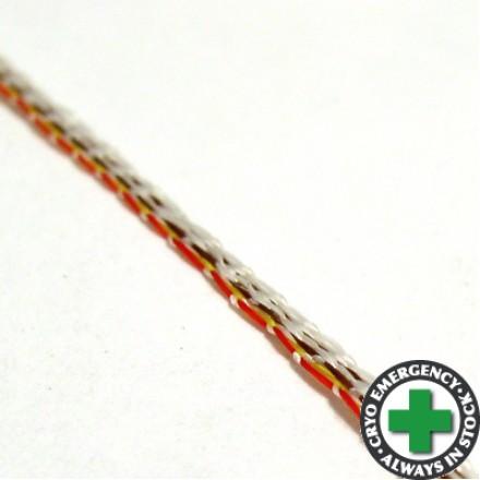2-pair Niobium-Titanium Loom - priced per metre
