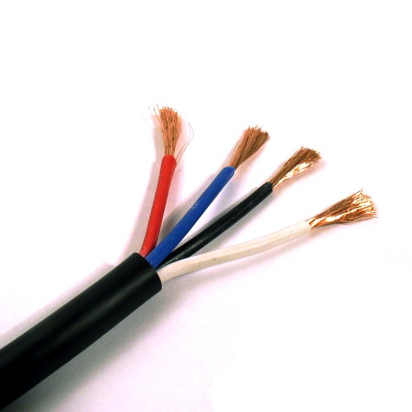 4 Core Cable Priced Per Metre