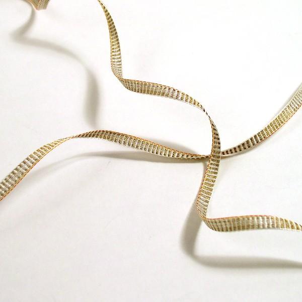 Niob-Titan-Bandkabel mit 12 Adernpaaren - 5-m-Spule zur Kryo-Verkabelung