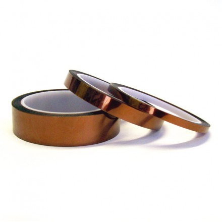 Polyimide tape - 6mm wide (33m long)