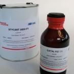 Stycast 2850 FT Black Epoxy - with catalyst 11 (1Kg Kit)