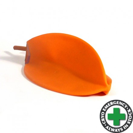 Rubber pressurisation bladder - for Helium transfers