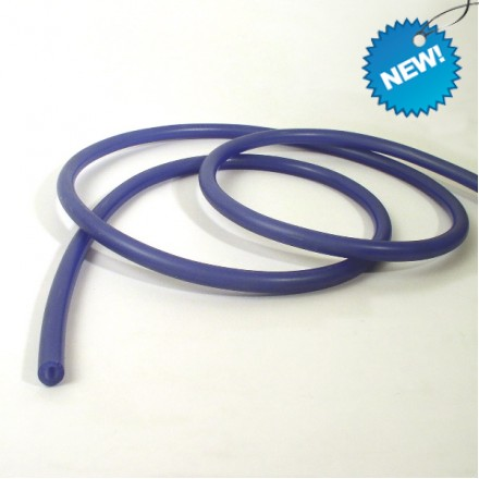 Silicone Rubber Tubing - for cold exhaust gases - 5m length