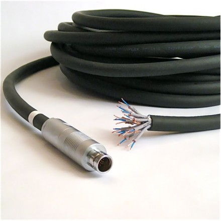 Measurement Cable - Unterminated K24(10m) to FP24XL-P