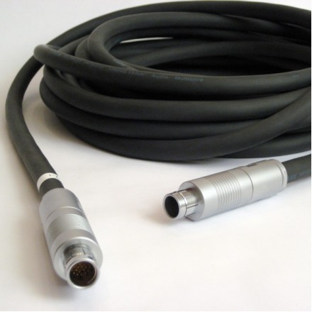 Measurement Cable - FP24XL-P to K24(5m) to FP24XL-P