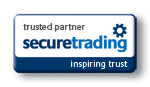We process our online payments, only when we are ready to ship, with our trusted partner securetrading