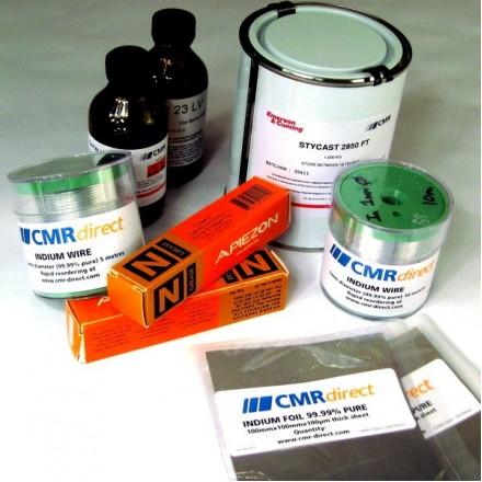 Cryogenic Wiring - Heatsinking & Encapsulation