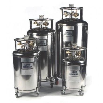 Cryogen Storage - LN2 Dewars