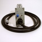 24-way RF filtered Breakout box - in KM6 subrack module (12HP)
