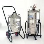 Liquid Nitrogen Storage Dewar - 35 litre volume