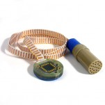 mPuck sample measurement mount - with Beryllium-Copper Cryoloom (1m)