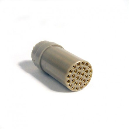 30-way female connector - for cryogenic use