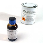 Stycast 2850 FT Black Epoxy - with catalyst 24LV (0.25Kg Kit)