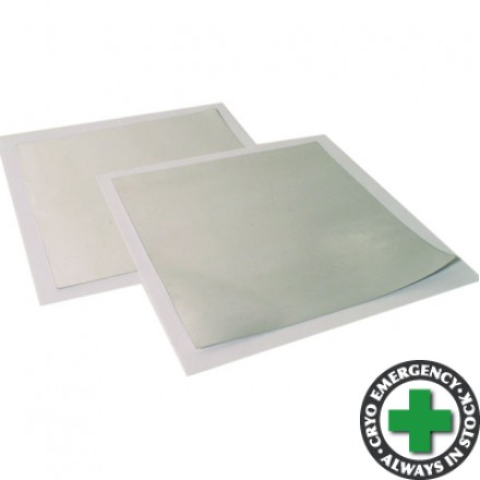 Indium foil (99.99%) - 125micron thick 100x100mm