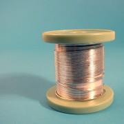 Indium wire (99.99%) - 1.6mm di. - 5m spool